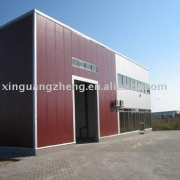 light steel structure warehouse in Australia