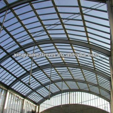 light prefab construction design steel structure warehouse drawings