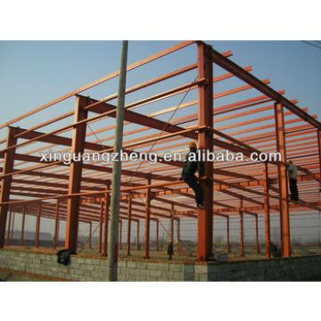 High Quality structural steel prefab warehouse homes building supplier