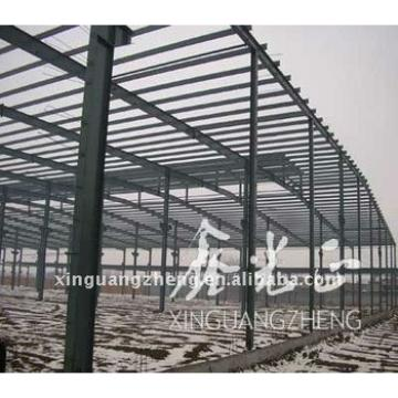 China supplier Steel Structure Double Truss Building Warehouse Shelter