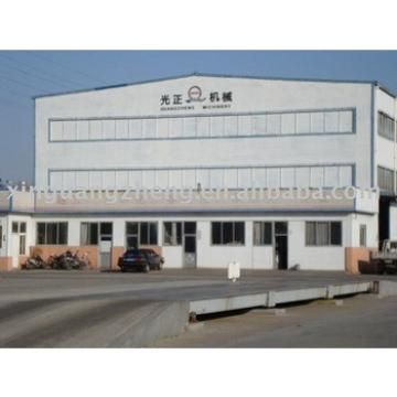 China Qingdao professional prefab warehouse manufacturer