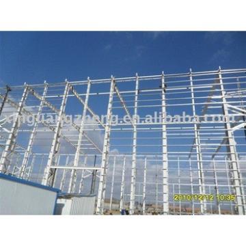 light steel structure metal frame shed
