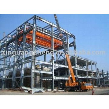 prefabricated steel structure warehouse workshop steel shed with design
