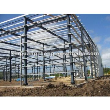 industrial steel structure building shed on sale
