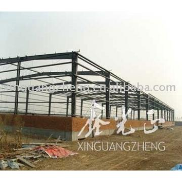 Prefab Large Span Steel Structure Buildings/Workshop