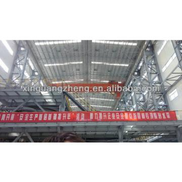 Steel construction metal roofing sheet warehouse building /poultry shed/car garage/aircraft/building