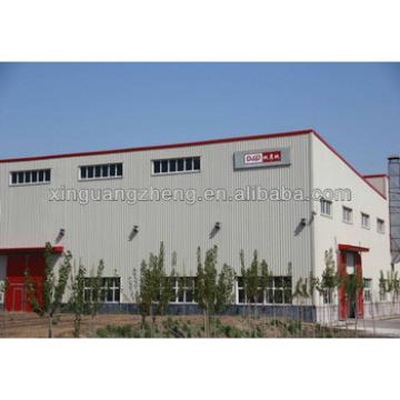 low cost steel structure frame factory /warehouse/whrkshop/poultry shed/car garage/aircraft/building