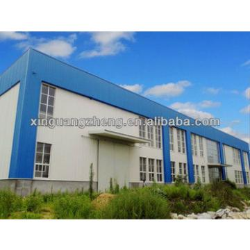 low cost steel structure steel frame factory /warehouse/whrkshop/poultry shed/car garage/aircraft/building