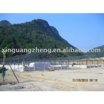 steel structure pig shed/chicken farming/poutry shed/wraehouse