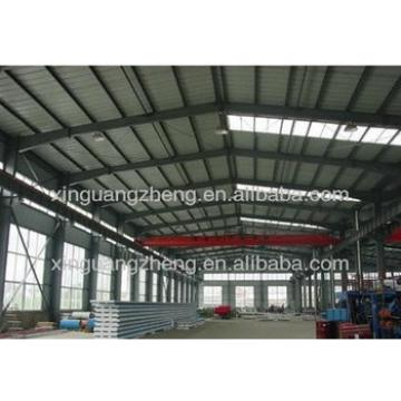 prefabricated steel structure warehouse /poultry shed/car garage/aircraft/building