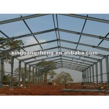 prefabricated steel structure warehouse/office/homes/workshop/poutry shed/chicken house/garager/project