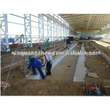 Steel structure prefabricated storage chicken sheds house building
