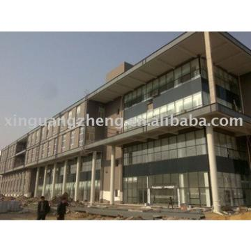 light steel structure frame wood windows warehouse/workshop/poutry shed
