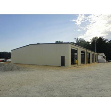low cost fabricated industrial buildings