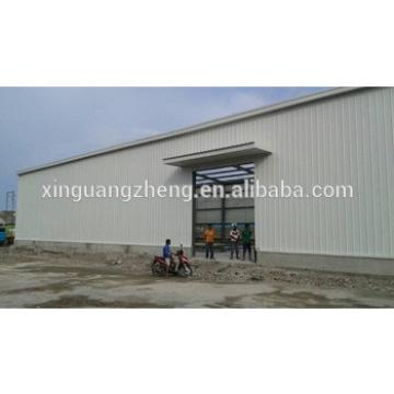prefabricated steel frame barns