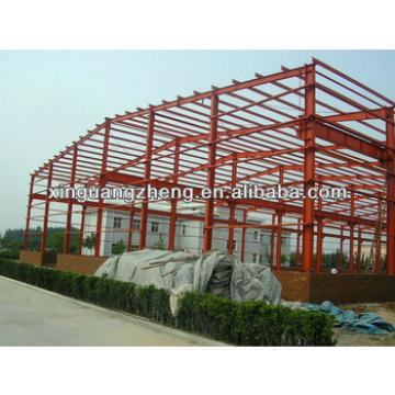 light steel frame structure quickly erectable warehouse building construction