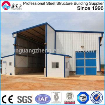 fast construction metal shed sale with low cost