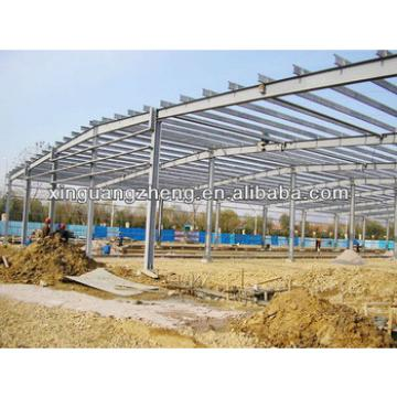 light gauge steel frame structure quickly erectable warehouse building