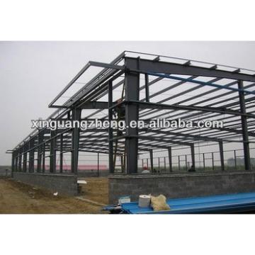 lightweight steel prefab structure industrial warehouse buildings