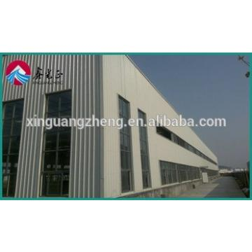 low cost prefabricated steel frame warehouse for sale