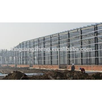 low cost prefabricated steel warehouse on sale