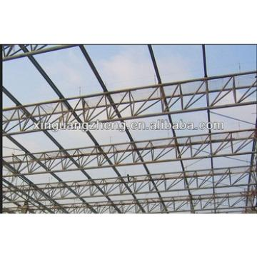 steel space frame light steel truss frame warehouse