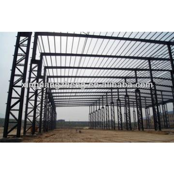 Prefab construction design warehouse roof panel