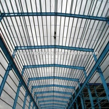 ISO & BV Certificated steel frame shed