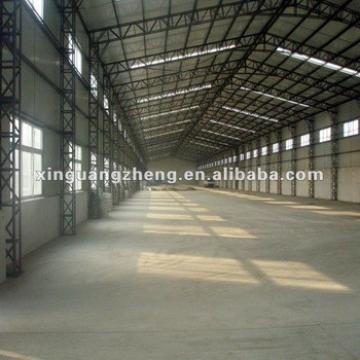 ISO & BV Certificated steel factory shed