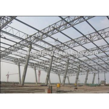 steel space frame roof trusses warehouse