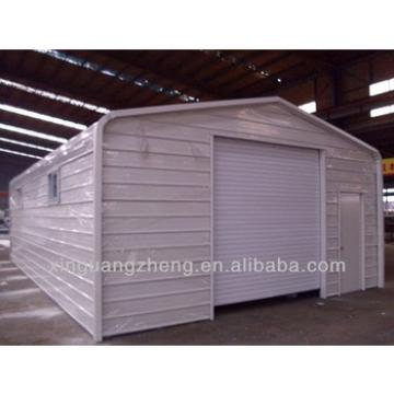 Pre engineered Steel car shed