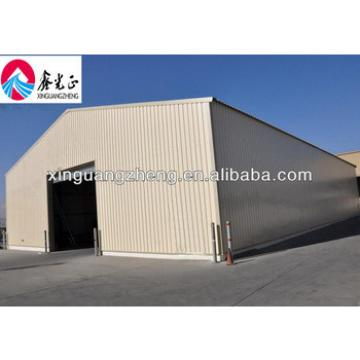Highly secure and reliable steel structure building
