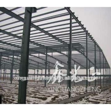 pre fabricated light-weight steel structure shed