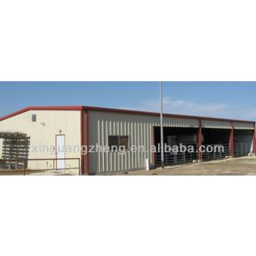pre engineered steel structure barn