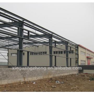 pre built metal warehouse building
