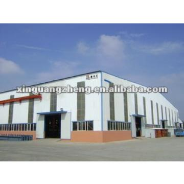 Steel structure warehouse/building/garage/poultry shed/super market