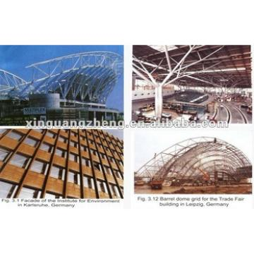 Q235B Steel structure rack building/warehouse/plant/work shop