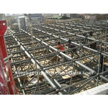 light steel structure prefabricated warehouse for Clothing factory
