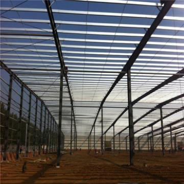 light steel truss frame warehouse pre engineered steel structure garage steel structure fabrication plant
