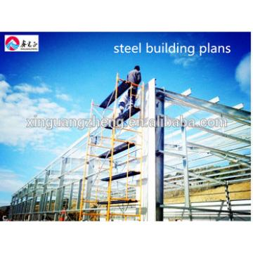 construction industrial steel warehouse building plans