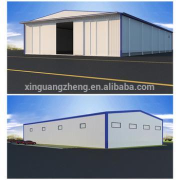 factory prefabricated hangar warehouse