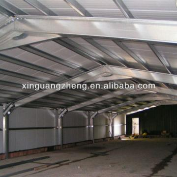 steel structure metal sheds for sale design and construction with galvanized steel sheets