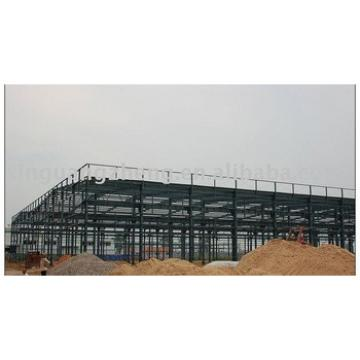 low cost light steel structural PREFABRICATED WAREHOUSE construction design and installation