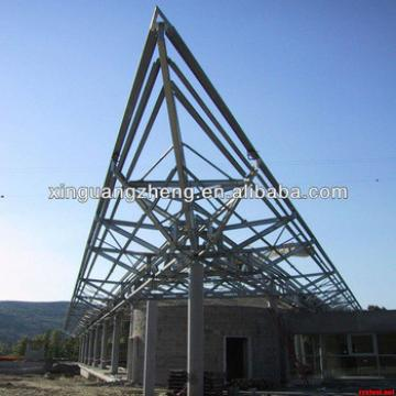 steel structure parts prefabricated warehouse workshop shed