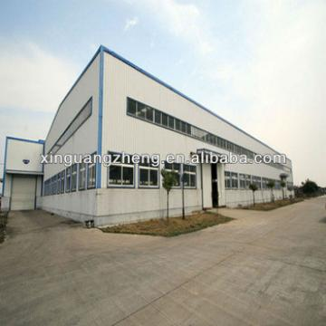 heavy steel pre engineered design steel structure warehouse workshop shed