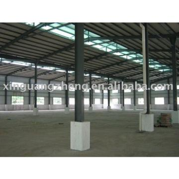 light steel structure prefabricated warehouse building construction design and installation