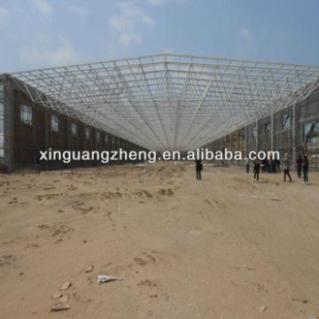 steel gird structure building warehouse workshop shed