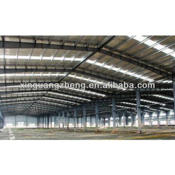 light steel structure warehouse hangar drawing