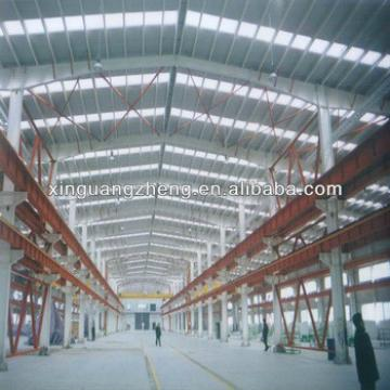 steel warehouse design and construction with fibergalss wool sandwich panels