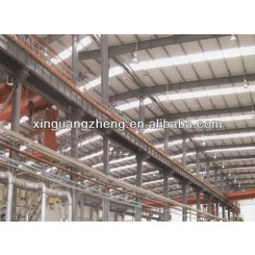 construction design steel concrete structure warehouse